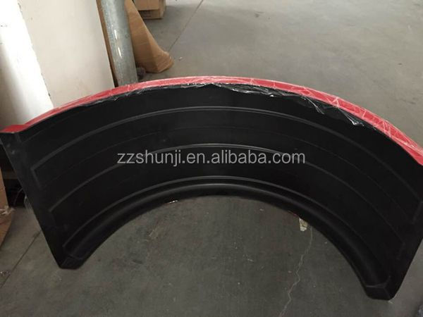 Rear Truck Fenders Plastic : Customized all diffrent colors truck fender buy