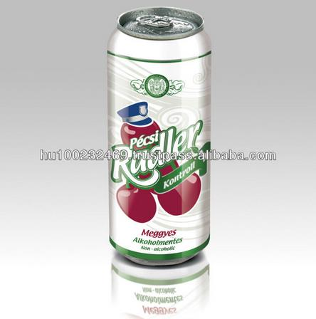 Kontrol Alcohol-free Cherry Flavored Lager Beer