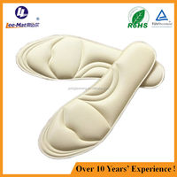 Softness Memory Foam Insoles to Relief Heel Pain Foot Massage Shoes Pad