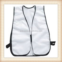 cheap white safety vest