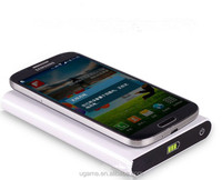 For phone wireless power bank with lastest universal qi standard 7000mAh battery back up