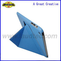 For Ipad Mini Flip Cover With Creative Support Stand