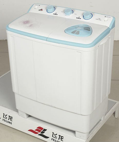 Model:XPB68-2001SU twin-tub washing machine lady shoe