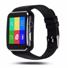 X6 Bluetooth Android Camera Hand <strong>Smart</strong> <strong>Watch</strong>