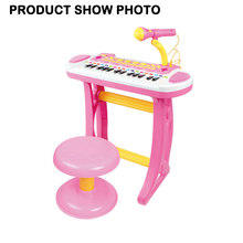Musical Instrument Electronic Keyboard Piano With Microphone