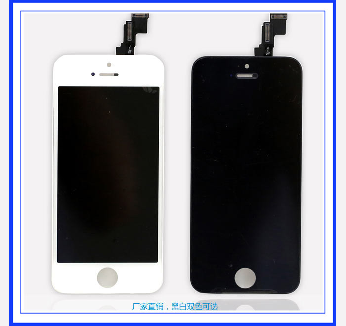 Hot selling replacement touch screen panel main board for iphone 5s for iphone 4s lcd and digitizer