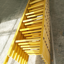 anti-corrosion frp step ladder fiberglass stair system, anti slip fiberglass stair tread