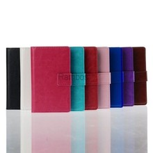 Luxury Retro PU Leather Flip Phone Cases Back Cover Wallet Pouch Stand Card Holder for iphone 4 4S / 5 5S/ 5C / 6 / 6 Plus