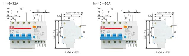 Wiring diagram of 3 phase elcb wire center outstanding reliability dz47le single phase elcb buy single phase rh alibaba com 3 phase switch wiring diagram 3 phase circuit breaker wiring diagram swarovskicordoba Images