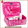 Stylish custom professional cosmetic case portable travel makeup bag