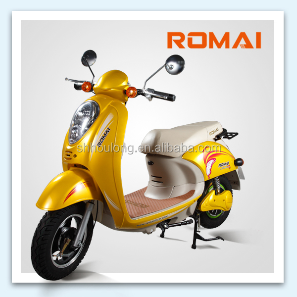 CE battery operated moped