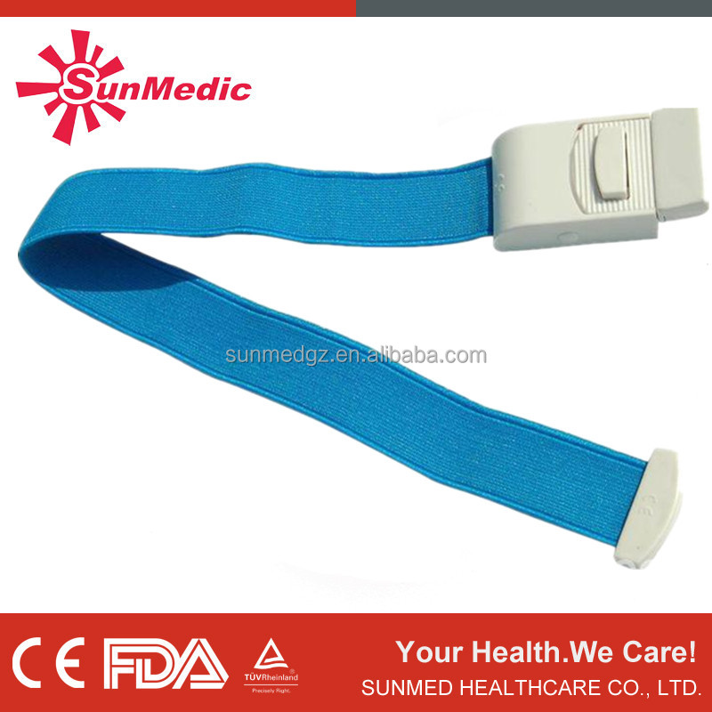 tourniquet with buckle,buckle type tourniquet,tourniquets for sale,medical tourniquet