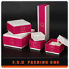 Fashion Design Print Logo Buy Jewelry Boxes For Women