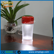 (super hot) portable led garden solar light led camping lantern
