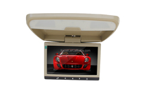 ceiling flip down roof mount car DVD player for car with USB sony lens