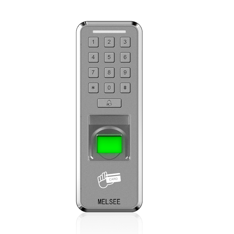 Fingerprint standalone card rfid access control system on door