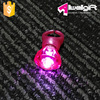 Blinking Flashing LED Lights Plastic Toys Diamond Rings