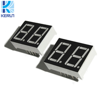 shenzhen factory 0.56 inch super white dual digit 7 segment numeric led display