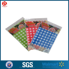 No smell printed square lattice tablecloths