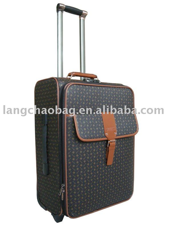 fashion luggage cosmetic makeup suitcases