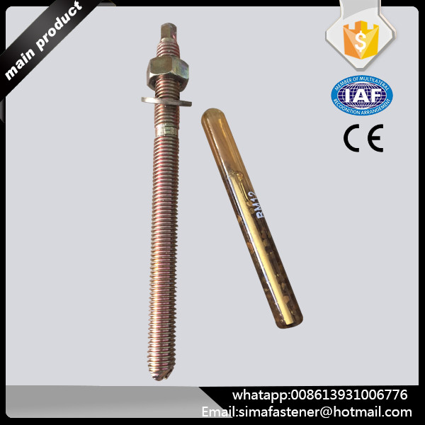 Chemical Stud Bolt Anchor
