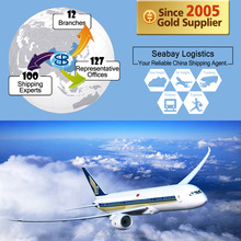 Professional and Reliable air freight forwarder from China to south america