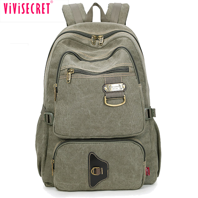 Custom made cheap simple canvas funny daily trend bookbag durable material leisure stylish college backpacks