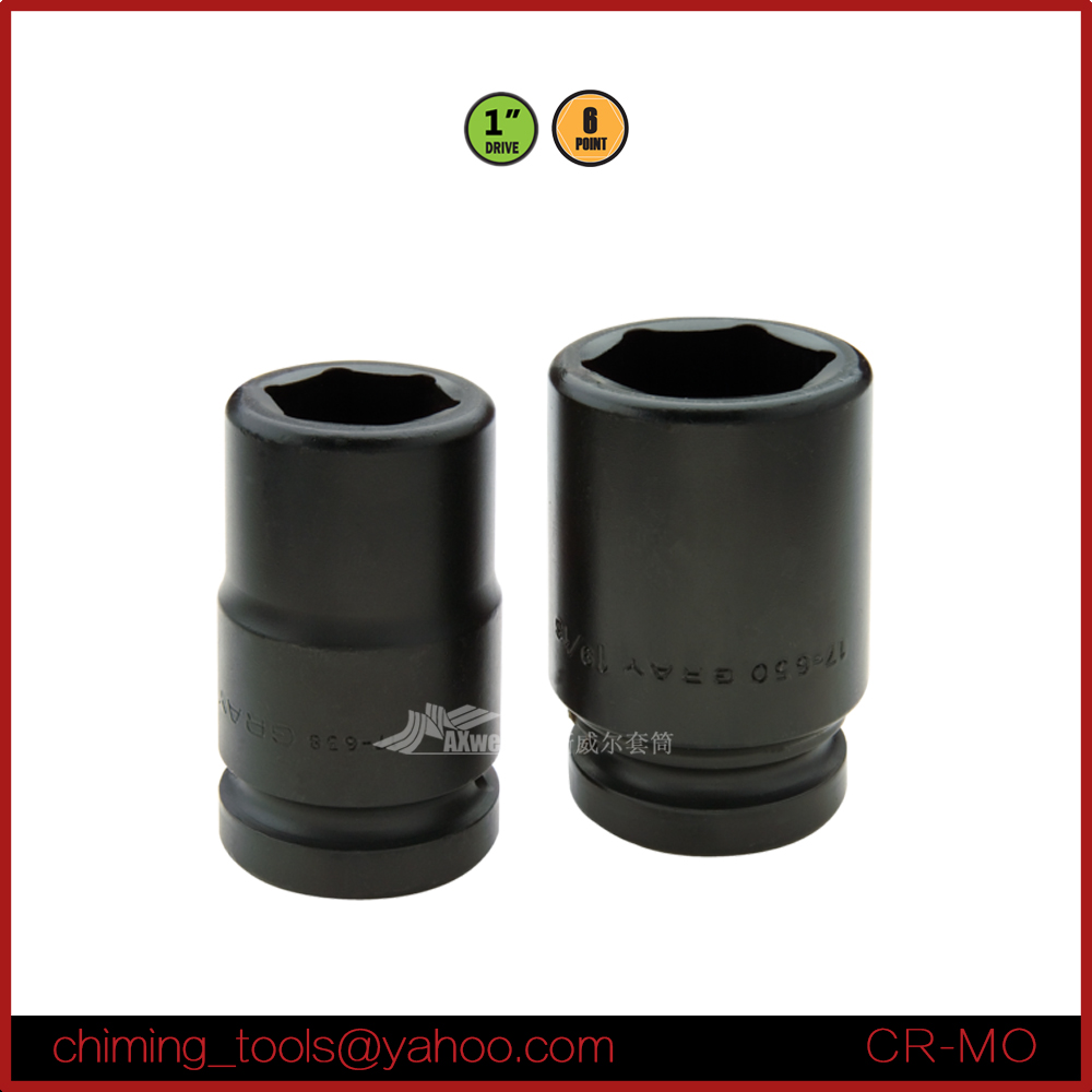 Hex Key Impact Socket Of Truck Sockets Car Tools