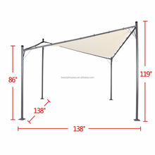 Used pop up portable canvas aluminum waterproof gazebo