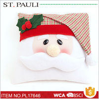 Custom Printed Santa Claus Face Personalized