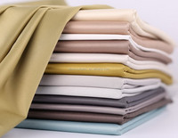 High Quality 3 Pass Acrylic Coating Faux Silk Fabric for Blackout Curtains, Drapes and Blinds