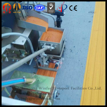 Thermoplastic Vibration Road Line Marking Machine automatic spray paint machine