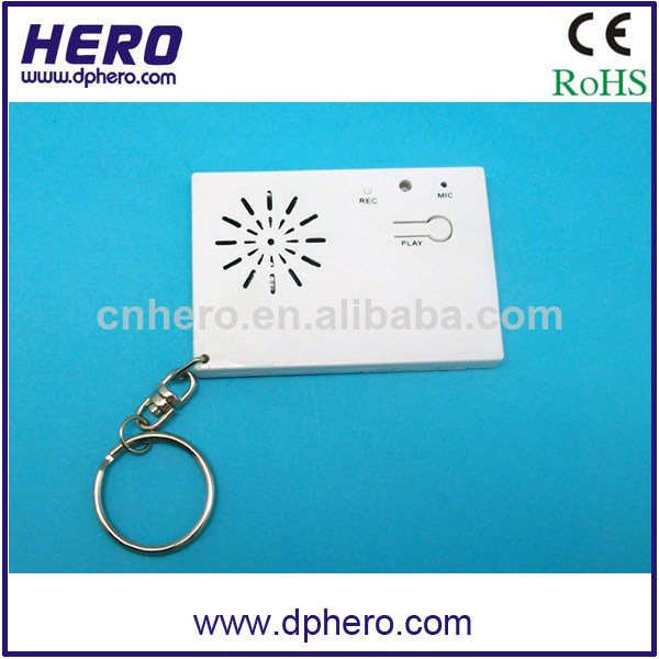 Wholesale sound effect keychain for kids