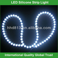 96cm 12v waterproof silicone coated led strips