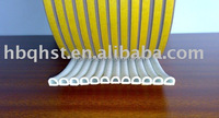 Window rubber seal/aluminum window seal strip