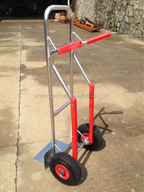 HT1878 aluminium heavy duty hand trolly