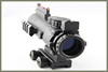 HD-20 Red dot Laser sight rifle gun scope with 5 level illumination