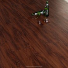 Hand Scratched HDF Easy Clean German hdf Plastic Laminate Flooring