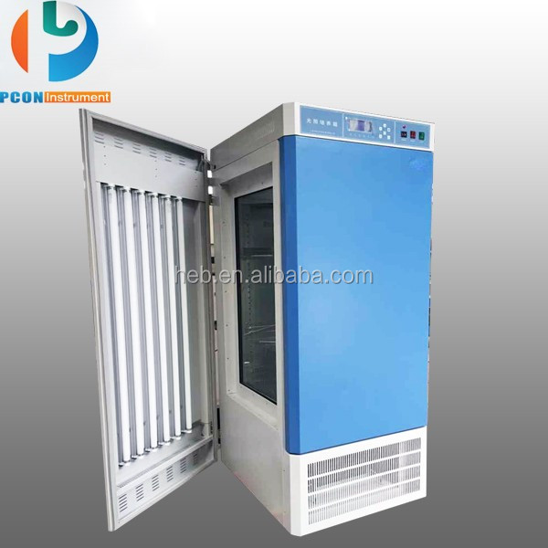 Low temperature Seed storage chamber