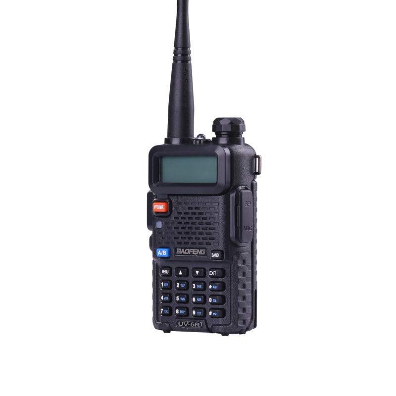 BAOFENG UV5R UHF/VHF dual band walkie- talkie