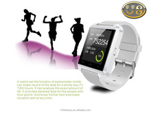 Price of Smart Watch Phone with BT 4.0 G-sensor Smart Phone Watch