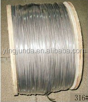 304 Stainless Steel 316 Wire Rope