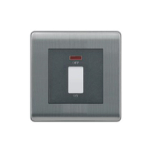 Most popular electrical PC 20A DP room heater switch with led night light