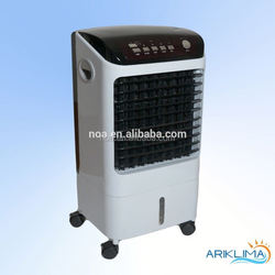 Evaporative portable safety and open beautifui designed air cooler for cooling ARICOOL1H