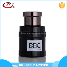 New balck style elegant perfume for man
