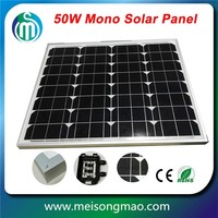 Cheap price 200W 250W 300W mono solar panel for industrial use