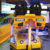2018 entertainment equipment 4dof coin operated rides racing car racing game machine car