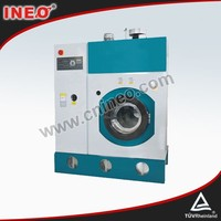 Automatic Commercial automatic laundry washing machine/commercial hotel laundry gas dryer