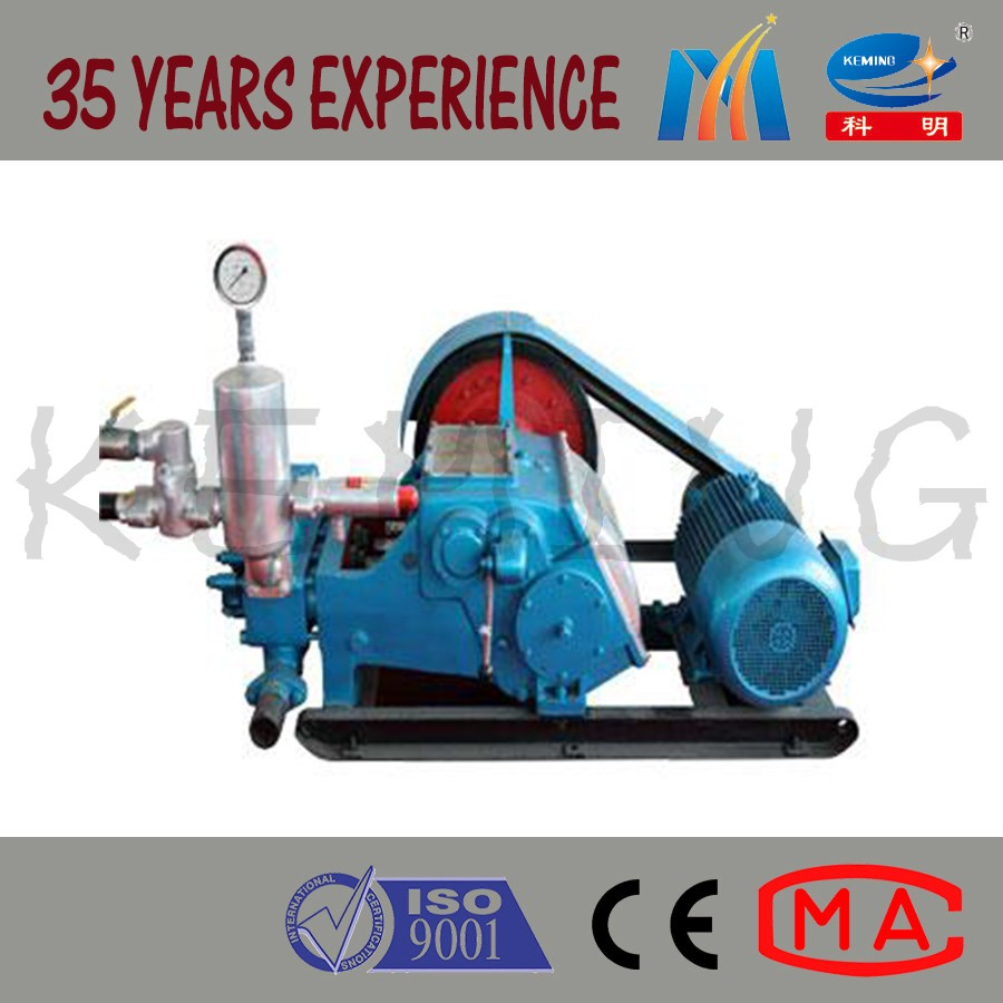 Heavy Duty Triplex Mud Pumps Piston Pump Slurry Mud Sand Pump