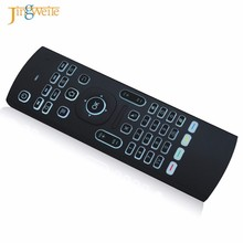 2.4g Mini Wireless Air Mouse IR Control Mini Backlit Keyboard